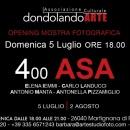 400 ASA | 4 ARTISTI IN MOSTRA