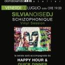 """SILVIA NOISE DJ """" SCHIZOPHONIQUE"""" Vinyl Session"""