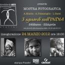 """MANTA - PIZZAMIGLIO - SASSI: Mostra Fotografica """"3 sguardi sull'INDIA"""""""